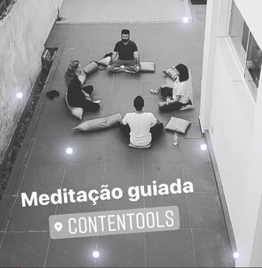 Meditação Guiada Contentools