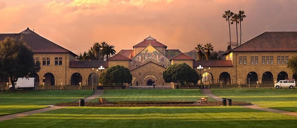 Centro universitário da Universidade de Stanford