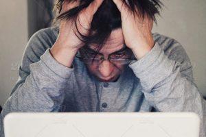Estresse causado por ansiedade não tratada