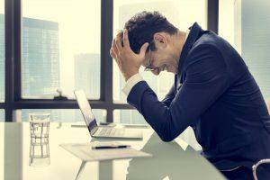 Improdutividade causada for falta de saúde mental